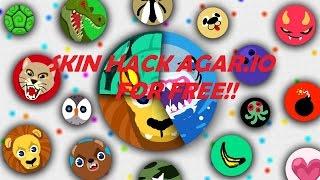 Agar.io mobile | FREE SKIN HACK | My BEST Agar.io MOMENT :D | AGAR.IO HACK
