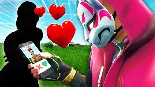Drift has a... GIRLFRIEND?! | A Fortnite Film