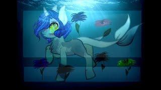 ✨💕  Обработка-пони  ..Под водой..✨💕