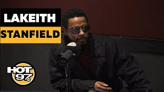 Ebro In The Morning - Lakeith Stanfield On His Issues w/ Media, Fred Hampton Film, Teddy Perkins + 'The Photograph'