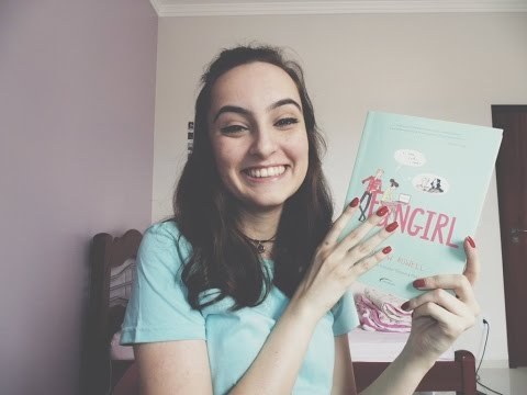 FANGIRL by Rainbow Rowell | booktalk com a Ana