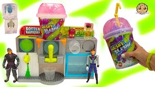 Prince Hans + Kristoff Go To The Grossery Gang Mushy Slushie Playset with Exclusives