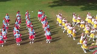 St. Theresa's College, Quezon City - Field Demonstration (Grade 1)