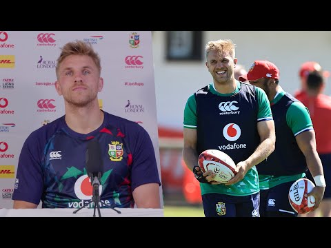 Chris Harris answers questions on Lions selection | Lions Tour 2021 | Rugby News | RugbyPass