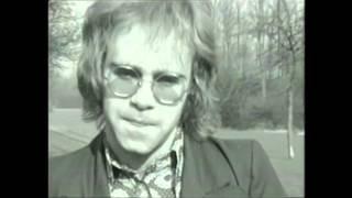 Elton John   Your Song (1970 Original Video) (HD 720p)