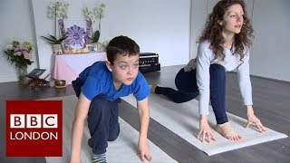Have You Heard of Kids Yoga? How About for Special Needs?