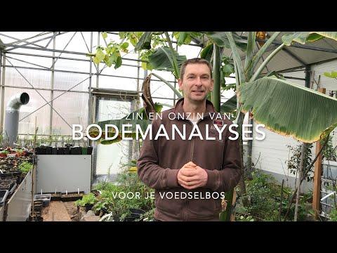 De zin en onzin van bodemanayses voor je voedselbos
