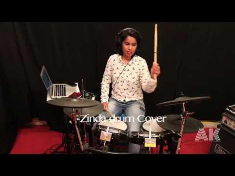 Zinda- bhaag milkha bhaag drum cover