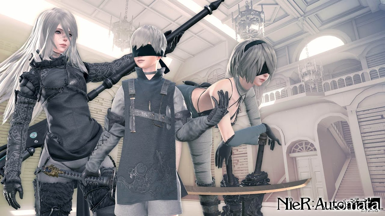 Video NieR:Automata™ - 3C3C1D119440927 [DLC]