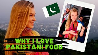 PAKISTANI FOOD | What did I love eating & drinking in Pakistan?