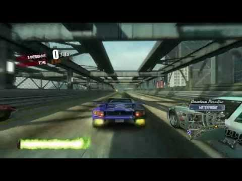 Gameplay de Burnout Paradise: The Ultimate