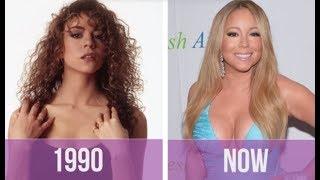 Singers' Vocal Evolution (Same Song)
