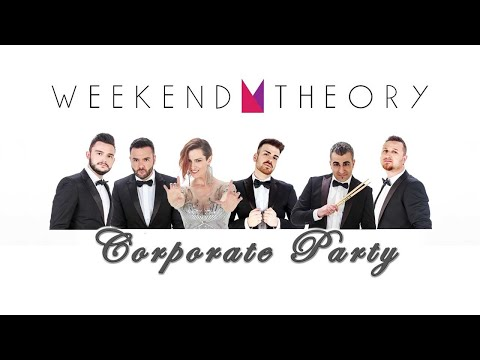 Weekend Theory Band Party Band da 6 a 20 elementi Roma Musiqua