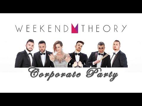 Weekend Theory Band Party Band da 6 a 20 elementi Roma Musiqua