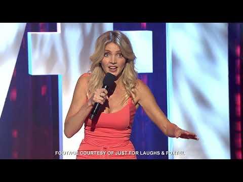 Nikki Osborne Just For Laughs 2019