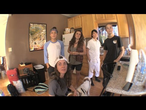 Blog Cam #104 - Ladies Skate House