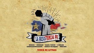 Redimi2 - La Resistencia PR (Video de letras)
