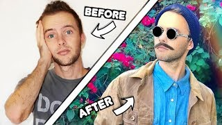 BOYFRIEND GIVES ME A MAKEOVER!
