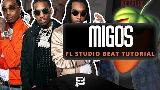 How To Make A Migos Type Beat On FL Studio 12 | Creating A Murda Beatz 2018 Hip Hop Rap Styled Beat