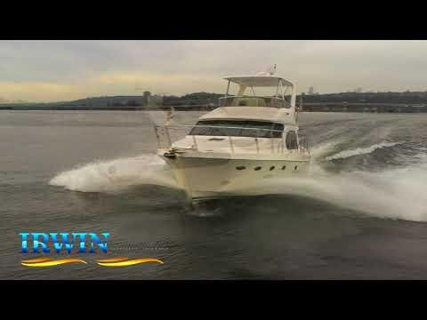 Ocean Alexander 42 Sedan video
