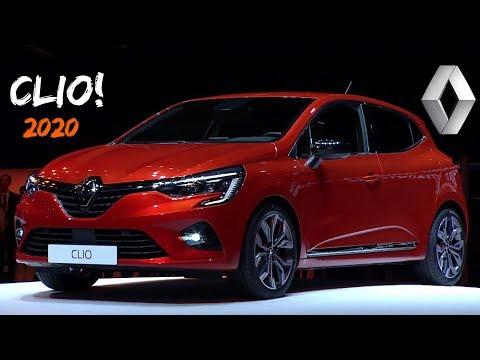Novo Renault CLIO 2020 um HATCH top e Semi-Autônomo | Top Carros