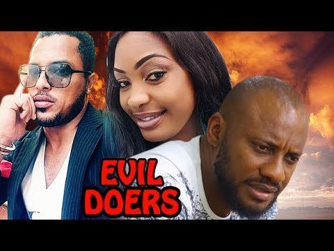 Yul Edoiche & Van Vicker Latest Nigerian Nollywood Movie  - Evil Doers Season 1