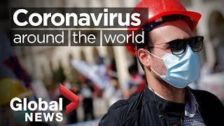 Coronavirus around the world: May 1, 2020
