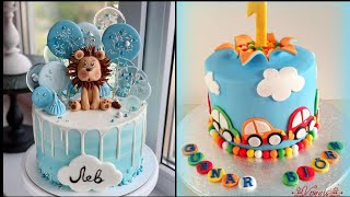 50+ Birthday Cake Ideas For Baby Boys/kids Birthday Cakes