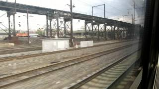 preview picture of video 'Acela Express train ride from Washington DC to New York (FULL)'