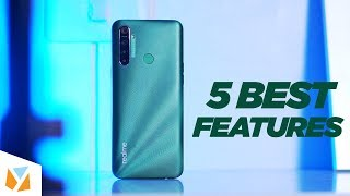 5 Best Features of the Realme 5i