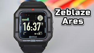 Zeblaze Ares Review - A retro smartwatch