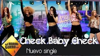 El Hormiguero 3.0 - Check Baby Check estrena 'single'