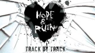 Track By Track: Hope & Ruin: The World I Know