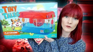 Bad Cage Unboxing Review | Tiny Tales Playground | Munchies Place