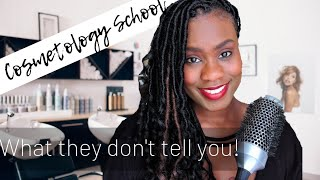 BEFORE YOU START COSMETOLOGY SCHOOL... WATCH THIS VIDEO!! | Beauty School Series
