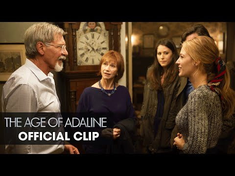 The Age of Adaline Clip 'Reunion'