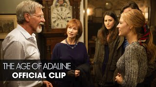 "The Age of Adaline - Official Clip - ""Reunion"""