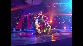 Julia Savicheva - Believe Me (Russia) 2004 Eurovision Song Contest