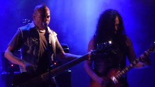 Armored Saint - Aftermath+Reign of Fire @ Effenaar Eindhoven (NL) 2015-Aug-04