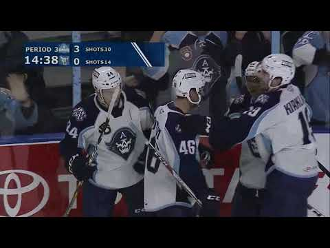 Rampage vs. Admirals | Oct. 23, 2018
