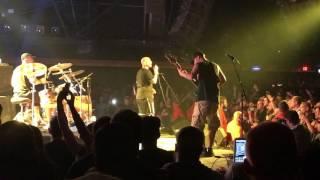 """E Town Concrete """"Mandibles"""" at Starland Ballroom 10/1/16"""
