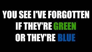 Ewan McGregor - Your Song [Lyrics] [HD]