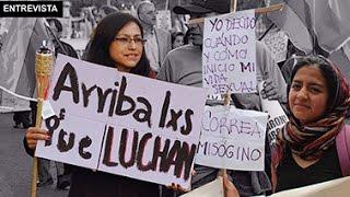 La década perdida en los derechos de las mujeres - Entrevista con Rocío Rosero Garcés en Wambra Radi