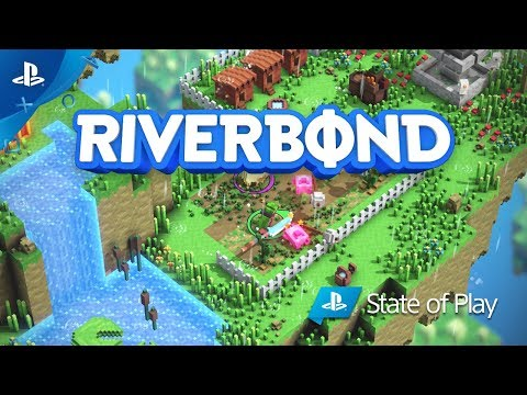 Riverbond - Gameplay and Crossover Skins Trailer | PS4 thumbnail