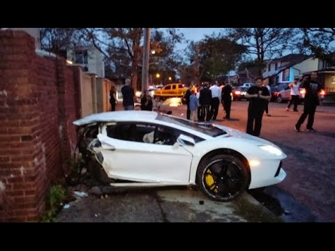 Lamborghini Super Car Fail Compilation Part 2
