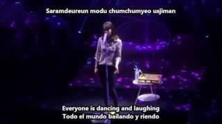 IU - Pierro Smiles at Us (sub español live)