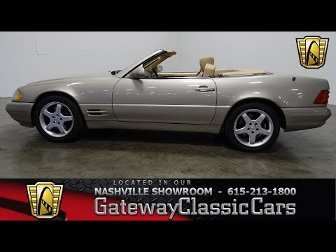 Video of '99 SL500 - MSWX