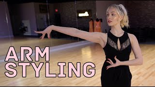 Arm Styling In Latin American Dancing | International Rumba Drills
