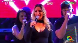 Walkyria Santos Ao Vivo Na TV CARIRI Em Zabelê  PB
