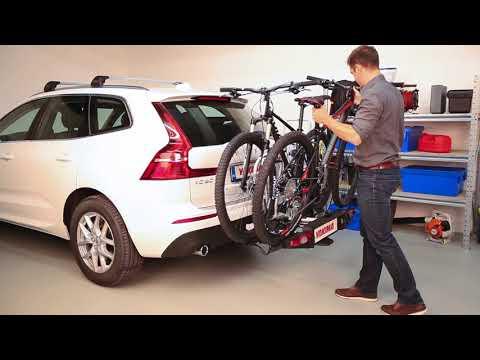Yakima Foldclick 2 cykelholder til 2 cykler video